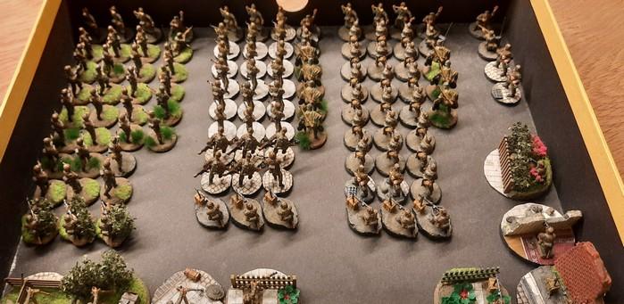 Grenadier-Regiment 736 der 716. Infanterie Division für Battlegroup
