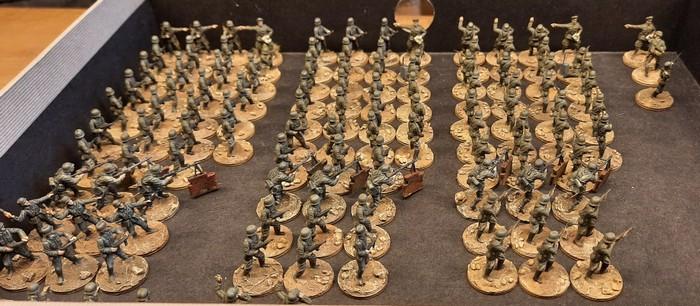 Infanterie-Regiment 195 der 78. Infanterie-Division für Battlegroup