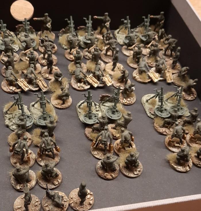 1. / Schweres Granatwerferbataillon 5 für Battlegroup