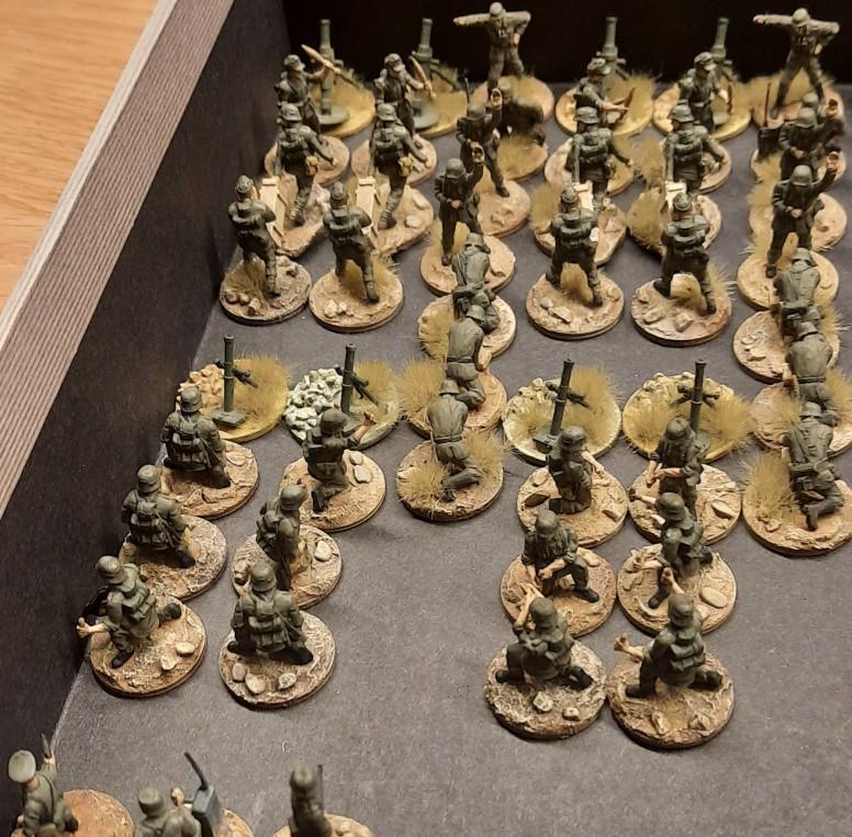 1. / Schweres Granatwerferbataillon 9 für Battlegroup