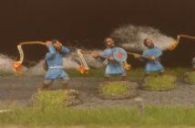 Feuerwerfer für XENA