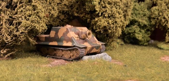 Zvezda 6205 Sturmtiger (1:100) Heavy Assault Gun