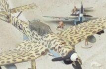 "Das Szenario ""Flugplatz Tobruk"" für Battlegroup"