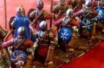 Byzantiner: Ausrüstung, Bewaffnung und kulinarische Vorlieben eines liebenswürdigen Volks