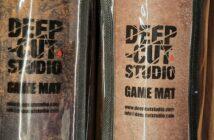 """Deep Cut Game Mat: """"Muddy Field"""" und """"Savanna"""""""