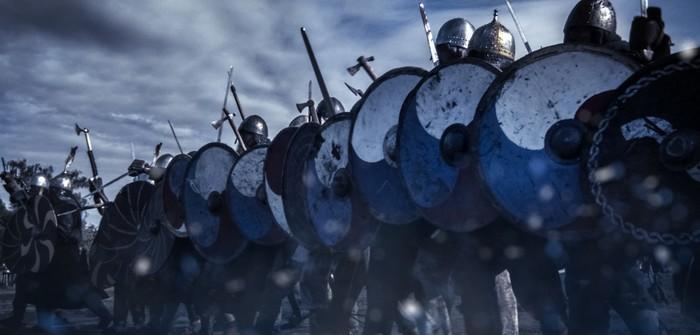 Die Schlachten der Wikinger (Foto: shutterstock - Gorodenkoff)