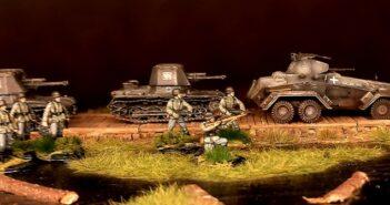 Home Office: das Infanterie-Regiment 510 in der Kaserne