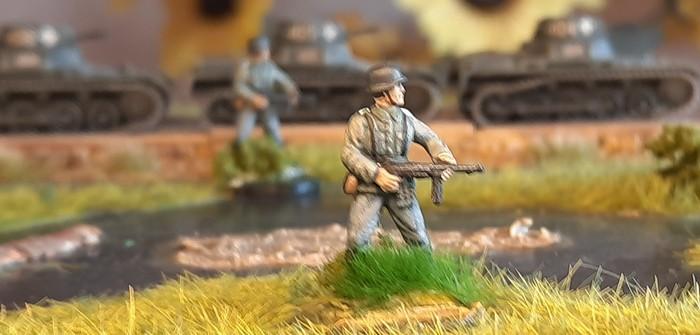 Die ESCI 0201: Mobilmachung des Infanterie-Regiment 510