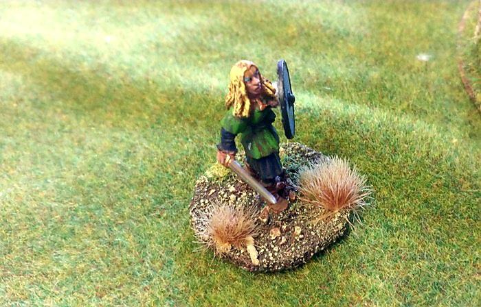 Doch Lagertha überlebt, die anderen Schildmaiden nicht. Die Berserker übrigens auch nicht.
