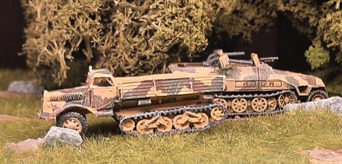 "Sonderkraftfahrzeug 3 ""Maultier"" (Sd.Kfz. 3) in 15mm"