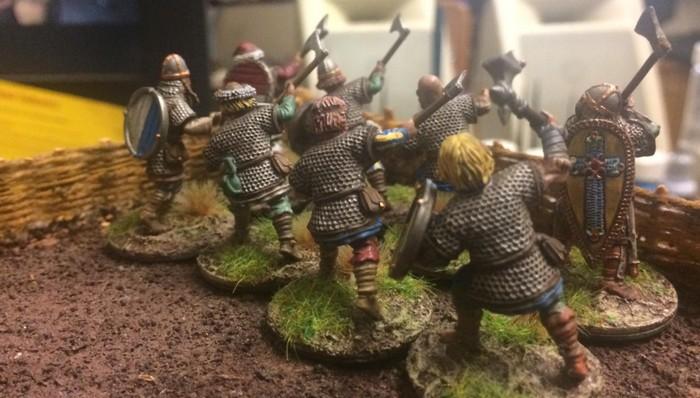 Noch mehr geile Vikings von Victrix.