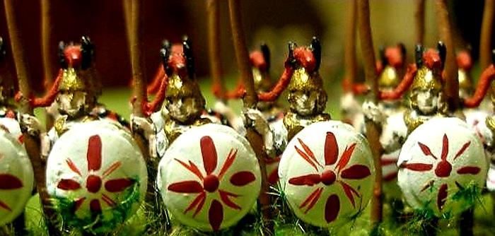 ARMATI: Karthager vs. Kelten. Ein Spielbericht von Kaiser Xeniasos dem Großen.