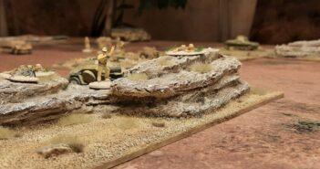 """Deep Cut Game Mat """"Savanna"""": ein wenig Tobruk und so"""