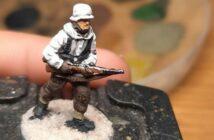 German Infantry: der Trend geht zu... Zinn!