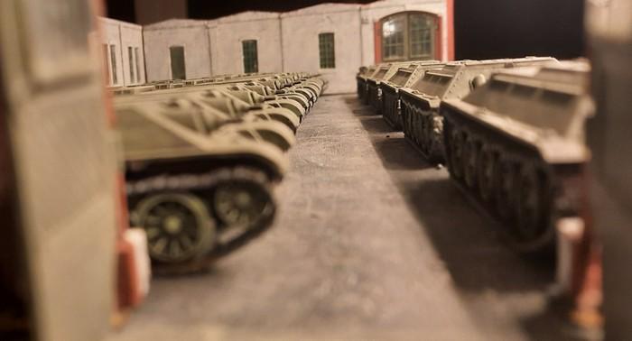 Die T-34/76 von PSC Plastic Soldier Company