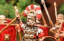 Victrix Early Imperial Roman Legionaries Advancing