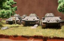 Die T-34/76 aus dem 3D-Drucker