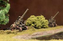 Eichenlaubtarn: nochmal Tüpfeltarner für die Sturmy Army