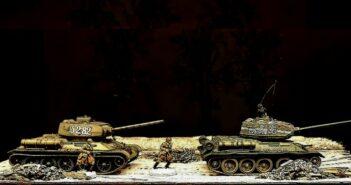 Die 159. Panzerbrigade: die Resterampe der Roten Armee