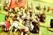 Schlachtbericht DBA: Wikinger gegen Russen (Foto: XENA)