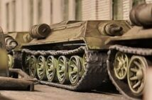 Ein Sprint für die 89. Panzerbrigade