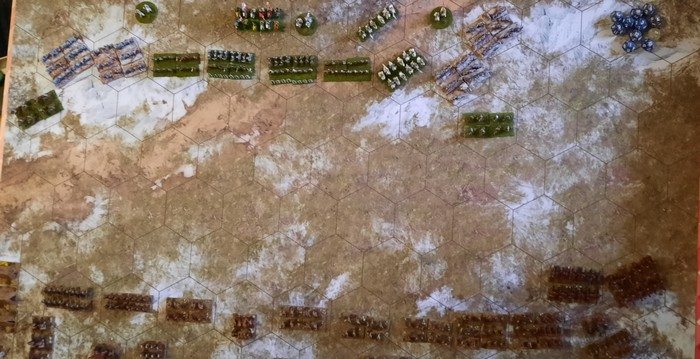 Die Kallistra-Battle-Mat von den Deep Cut Studios.