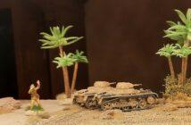 Palmen für Nordafrika und den Pazifik: 15mm und 20mm