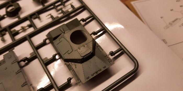 Die T-40 / T-40S von S-Model sind gut modelliert, wie ich finde.
