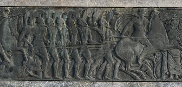 Zahlen in der Antike (Foto: shutterstock - Paul Shark)