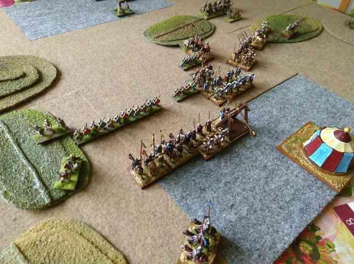 """Triumph! Battle """"Kroaten gegen Byzantiner"""" (Foto: Vodnik / MiniMaerk)"""