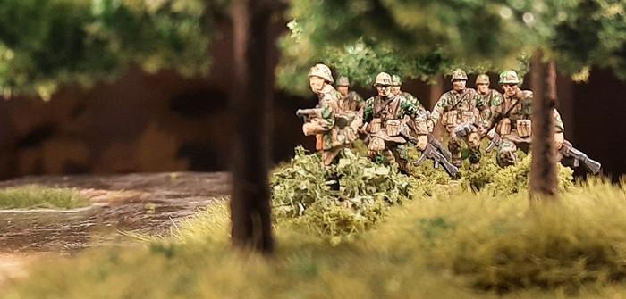 Nachschub für das Panzergrenadier-Regiment 60
