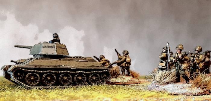 T-34/76: die Gerüchte, was wir Wargamer zu berichten wissen und wie es wirklich war!
