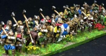 Triumph! im Kampf: von slawischen Truppen, L'Art de la Guerre und Field of Glory (Foto: vodnik)