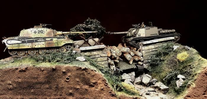 """Panzerkämpfe: """"PBI vs. Flames of War"""" oder die strategischen Analysen des Sofagenerals Baron XENA von und zu Monnem"""
